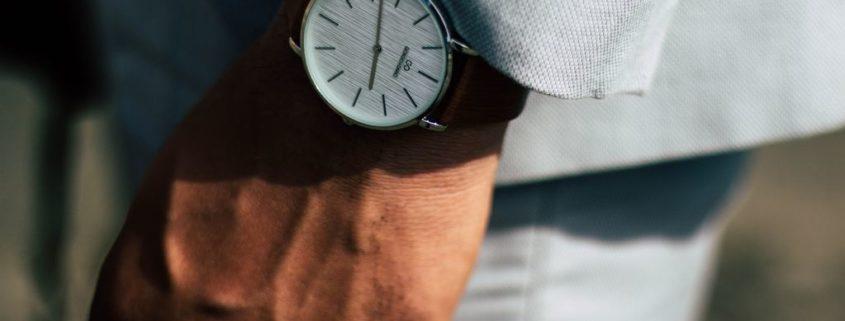 Como escolher relógio masculino