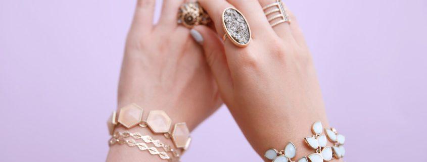 anel ideal para cada tipo de mão