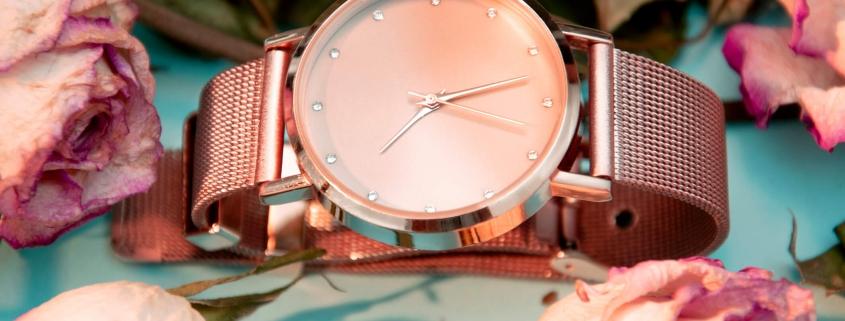 Como usar Relógio Rosé